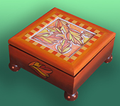B Bango leaf box