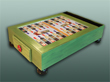 M-Backgammon board