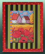 pfrm1781 Red Poppies