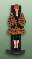 Margaret in finished coat MCL-3