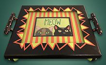 Meow Tray