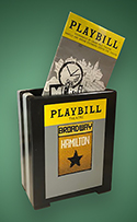 Playbill Box