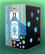 POAb-F132 Bombay Gin