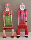 Santa and Mrs C
