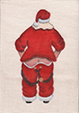 Santa's Hindquarters