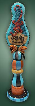 Lizard's Tongue Ornament Stand