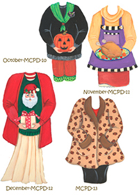 October-December outfits