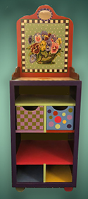 Pansy cabinet