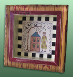 pfre345 My House Shadowbox