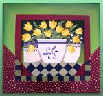 pfre413 Yellow Tulips