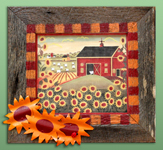 pfre436 Sunflower Farm