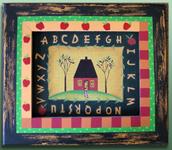 pfre82 Alphabet House