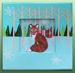 pfrm1671 Woodland Fox