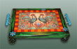 ptre 327 Rooster duet tray