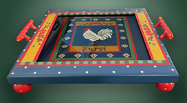 Rooster Tray