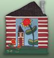 sfrm799 House & Sunflower